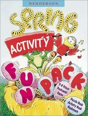 Spring Activity Fun Pack (FUNPAX) PDF