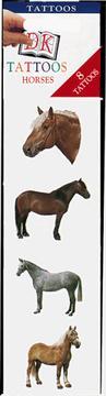 Horses (Tattoo Strips) PDF
