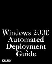 Windows 2000 Automated Deployment Guide PDF
