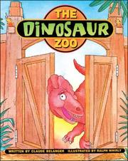 Dinosaur Zoo by Claude Belanger
