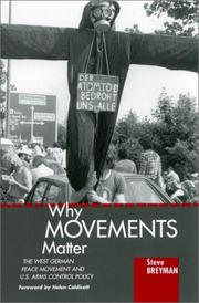 Why Movements Matter by Steve Breyman
