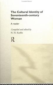 The Cultural Identity of Seventeenth Century Woman PDF