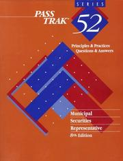 Passtrak Series 52 Principles & Practices Questions & Answers PDF