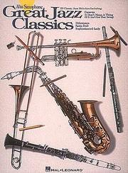 Great Jazz Classics PDF