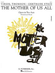 The Mother of Us All PDF