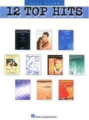 12 Top Hits For Easy Piano Twelve PDF