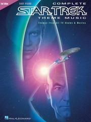 Complete Star Trek Theme Music PDF