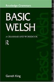 Basic Welsh PDF