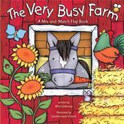 The Very Busy Farm PDF
