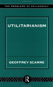 Utilitarianism (Problems of Philosophy) PDF