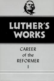 Luther's Works PDF