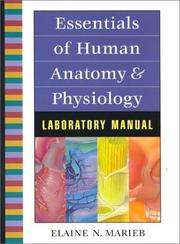 Cover of: Essentials of Human Anatomy and Physiology Lab Manual (6th Edition) by Elaine Nicpon Marieb