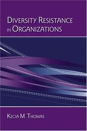 Diversity Resistance in Organizations (Applied Psychology) PDF