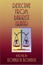 Detective from Barrett Island