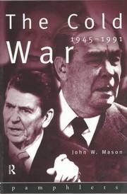 The Cold War, 1945-1991 PDF
