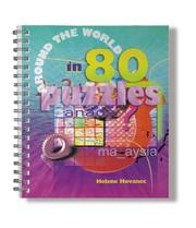 Around the World in 80 Puzzles PDF