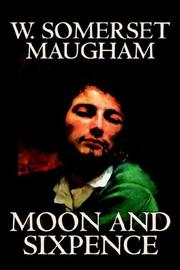 Cover of: Moon And Sixpence by W. Somerset Maugham