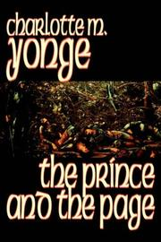 Cover of: The Prince and the Page by Charlotte Mary Yonge