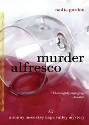 Murder alfresco by Nadia Gordon
