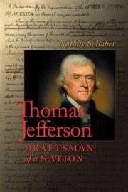 Thomas Jefferson by Natalie S. Bober