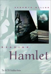 Reading Hamlet by Bronwyn Mellor