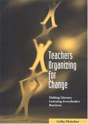 Teachers Organizing for Change PDF