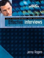 Effective Interviews PDF