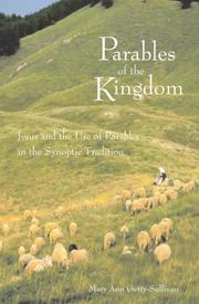 Parables of the Kingdom by Mary Ann Getty-Sullivan