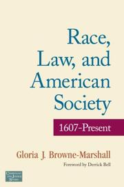 RACE LAW & AMER HISTORY PDF