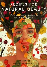 Recipes for natural beauty PDF