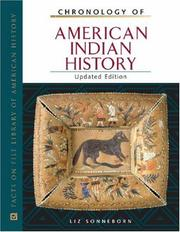 Chronology of American Indian History (Chronology)