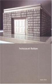 Holocaust fiction by Sue Vice