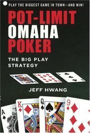 Pot-Limit Omaha Poker PDF
