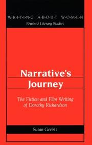 Narrative's journey by Susan Gevirtz
