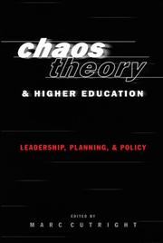 Chaos Theory and Higher Education PDF