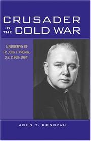 Crusader In The Cold War PDF