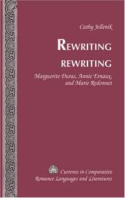 Rewriting rewriting by Cathy Jellenik