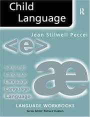 Child language PDF