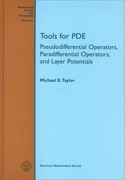 Tools for Pde PDF