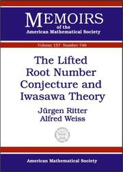 The lifted root number conjecture and Iwasawa theory by J. Ritter