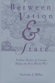 Between nation and state PDF