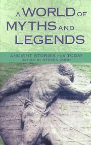 A World of Myths and Legends PDF