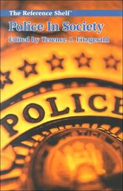 Police in Society (Reference Shelf) PDF