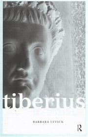 Tiberius the politician by Barbara Levick