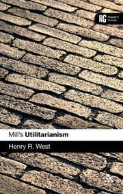 Mill's Utilitarianism PDF