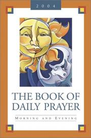 The Book of Daily Prayer by Kim Martin Sadler