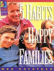 5 Habits of Happy Families PDF