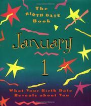 The Birth Date Book January 1 PDF