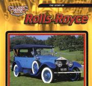 The Story Of The Rolls Royce (Classic Cars) PDF