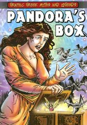 Pandora's Box (Graphic Greek Myths and Legends) Nick Saunders